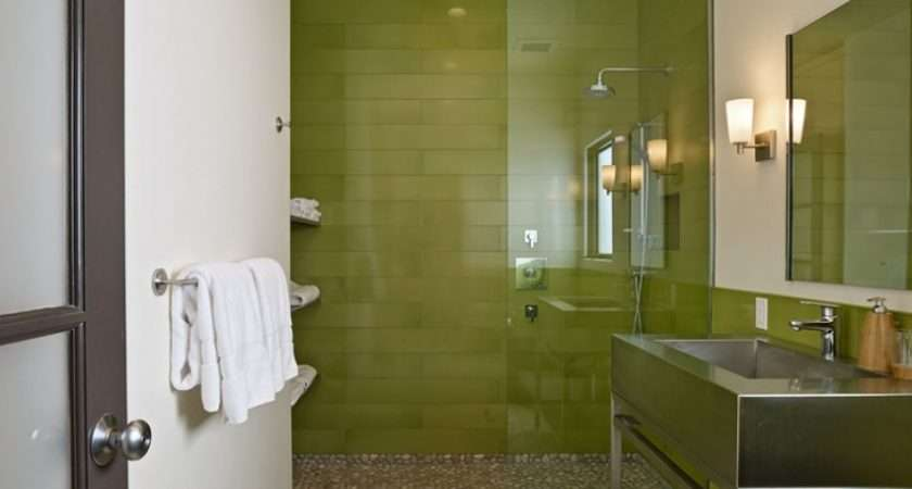 Green Bathroom Designs Decorating Ideas Design