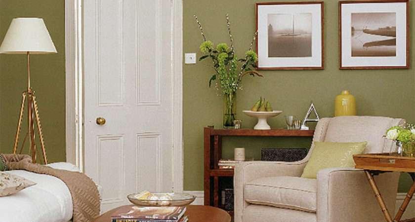 Green Brown Decoration Ideas