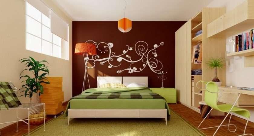 Green Brown Orange Modern Bedroom Pendant Lamp Rug Olpos Design