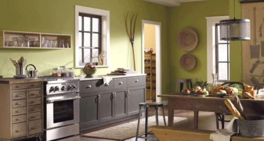 Green Kitchen Paint Colors Ideas Hgtv