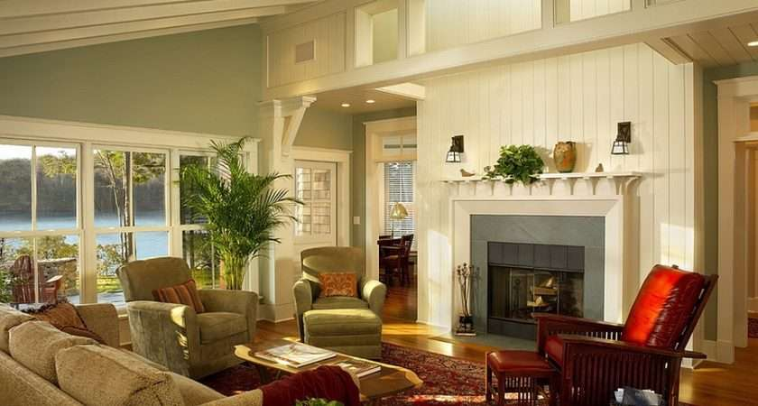 Green Living Rooms Ideas Match