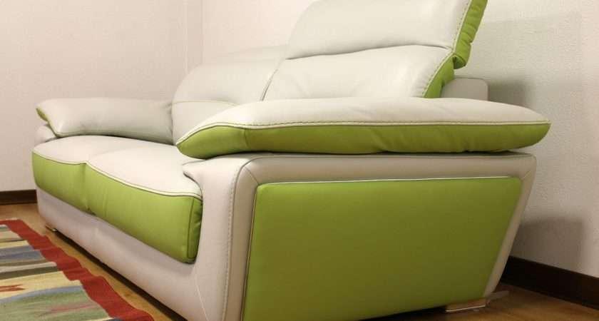 Green Modern Sofa Bed Linen
