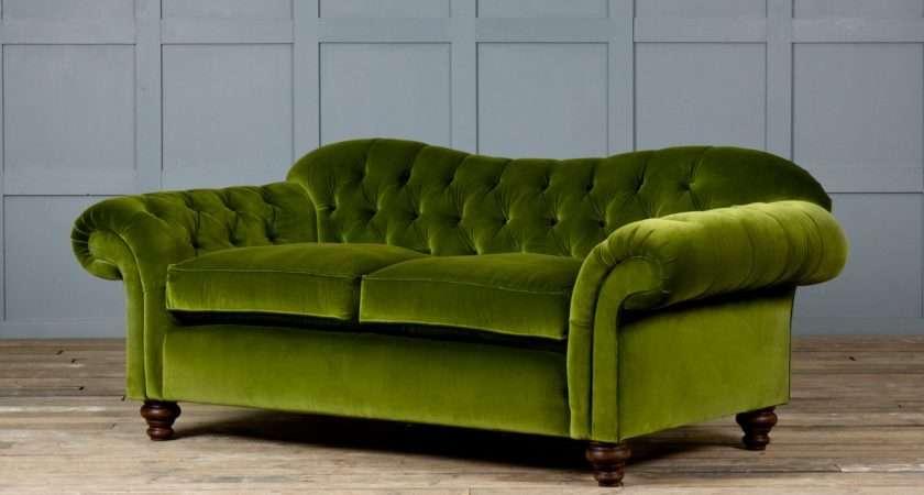 Green Modern Sofa Sofas