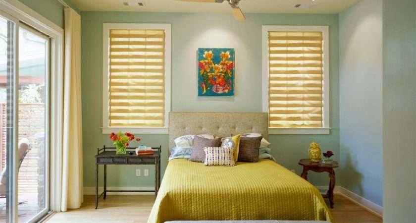 Green Yellow Living Room Victorian Hardwood