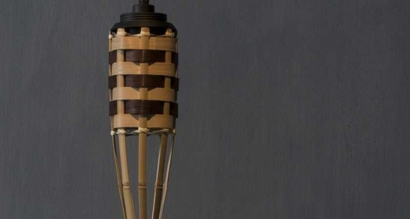 Grenada Bamboo Torch