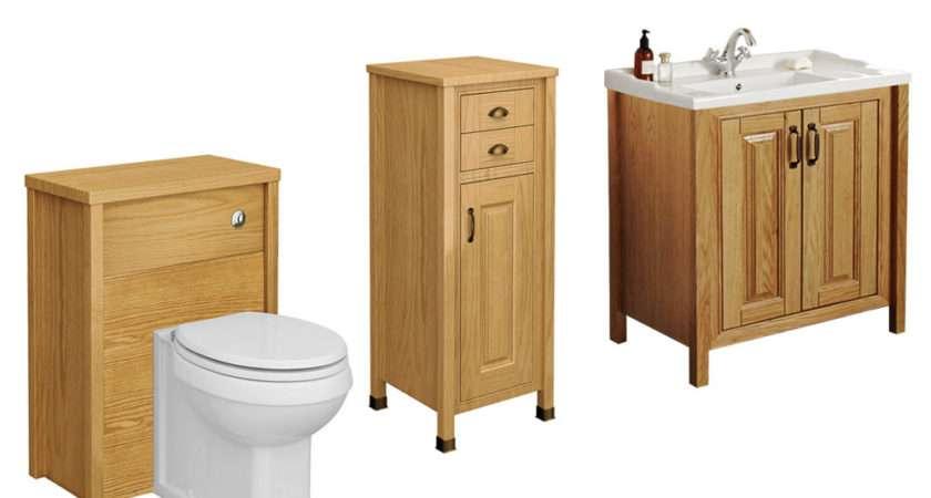 Grenville Traditional Suite Tallboy Bathroom Cabinet