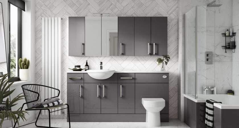 Grey Bathroom Ideas Chic Sophisticated Look