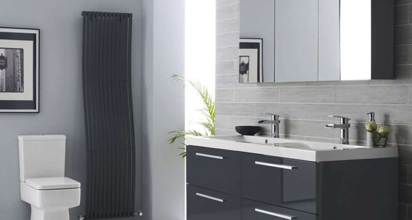 Grey Bathroom Ideas Clean Urban House Styles Traba Homes