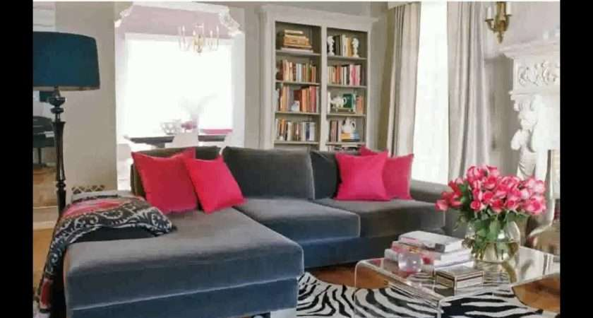 Grey Blue Living Room Ideas Youtube