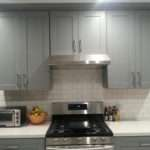 Grey Color Cabinets Available Raised Panel Shaker Door Styles