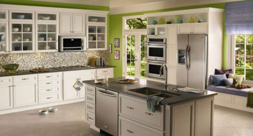 Grey Green Kitchen Decor Kitchenidease