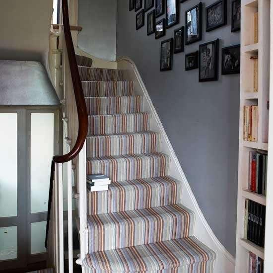 Grey Hallway Ideas