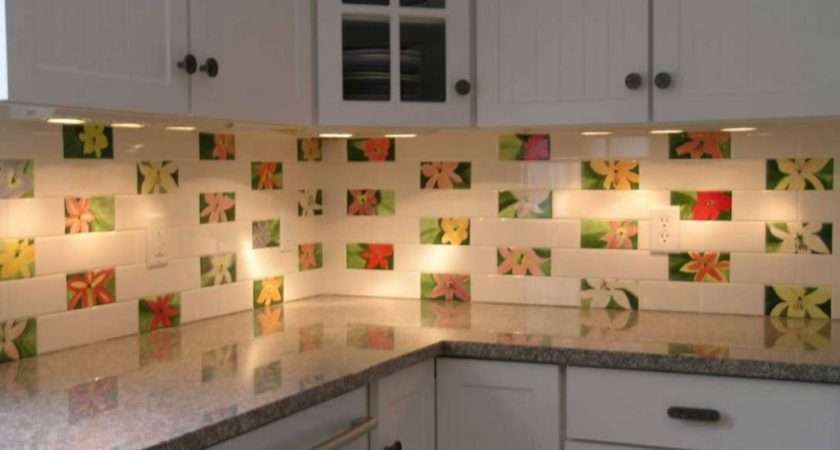 Grey Kitchen Wall Tile Ideas Using Some