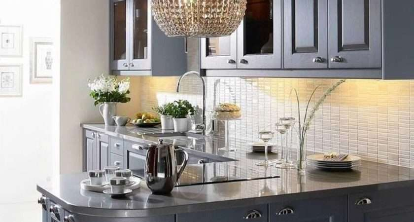 Grey Kitchens Becoming New Cream