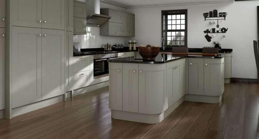 Grey Kitchens Becoming New Cream