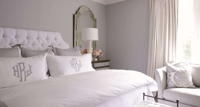 Grey Master Bedroom Ideas Traditional Munger Interiors