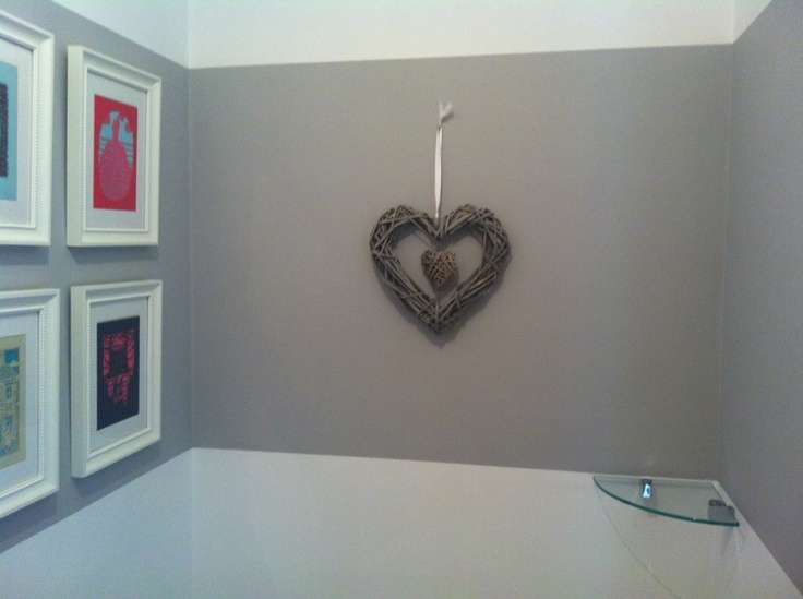 Grey Paint Chic Shadow Dulux Ideas Pinterest