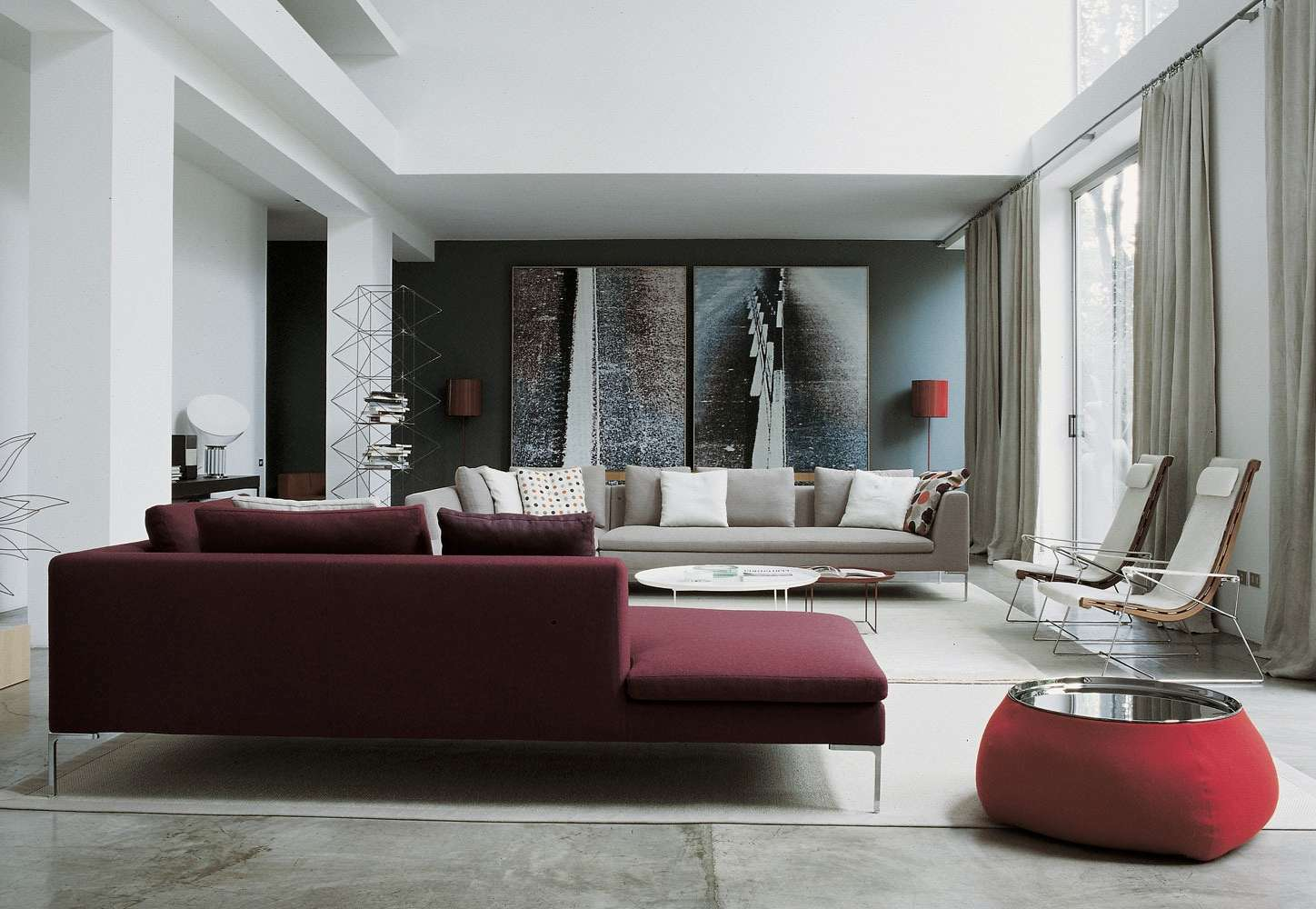 Grey Sofa Decorating Ideas Decosee