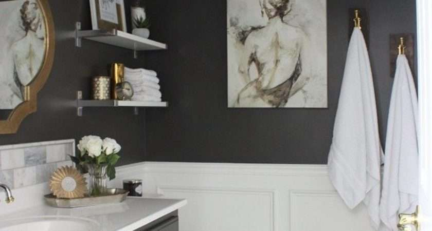 Grey White Bathroom Ideas Create Comfortable