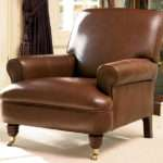 Grosvenor Leather Chair
