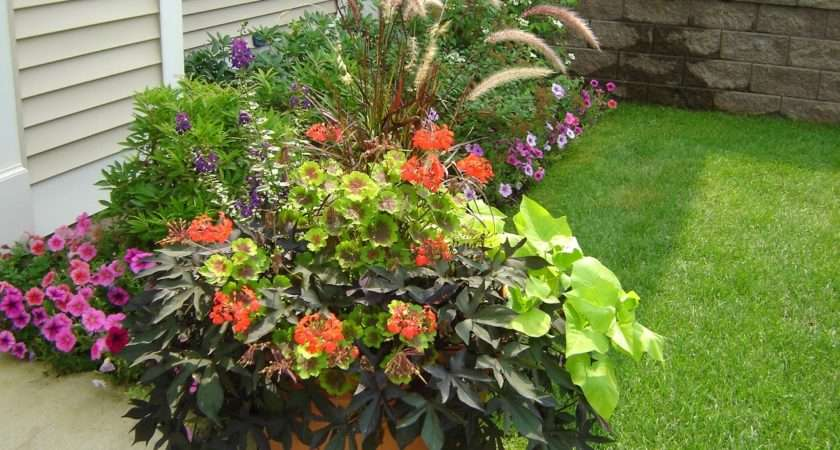 Groundskeeper Inc Container Gardens