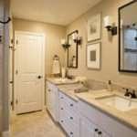 Guest Bathroom Traditional Houston