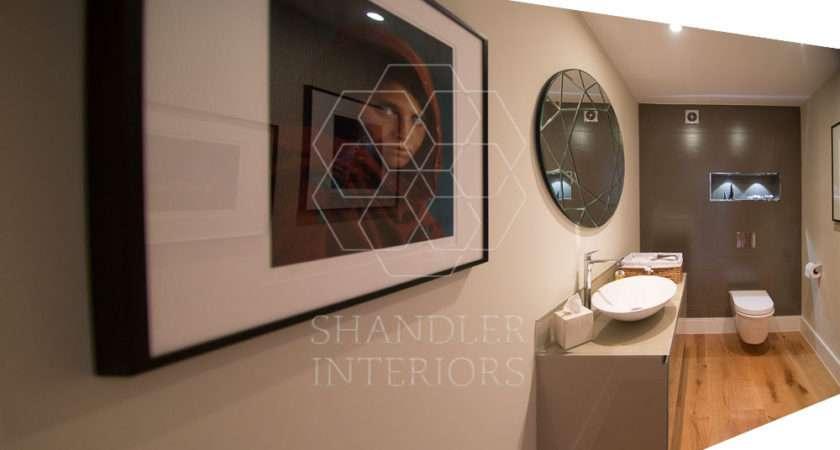 Guest Cloakroom Shandler Homes Portfolio Pinterest