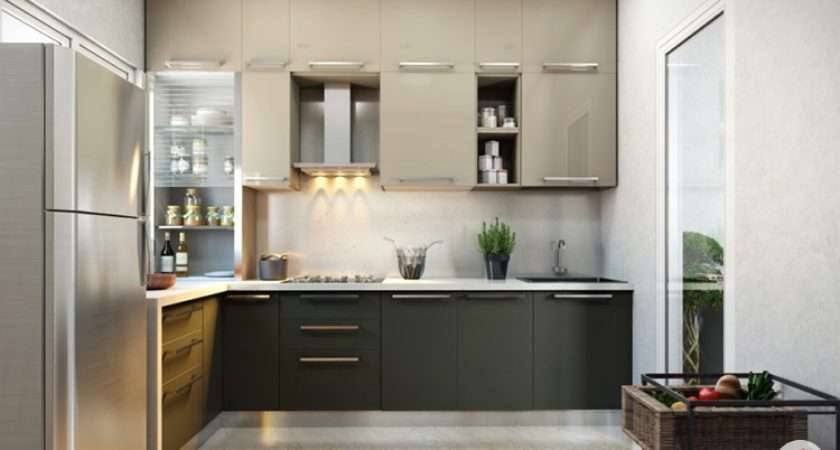 Guide Best Colors Small Kitchens