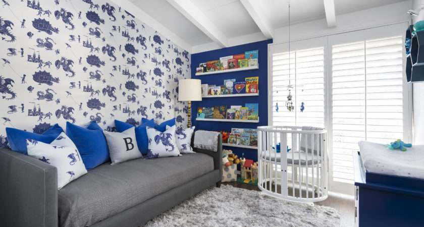 Guncles Baby Boy Nursery Reveal Project