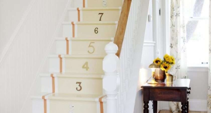 Hall Decorating Ideas Small Stairway