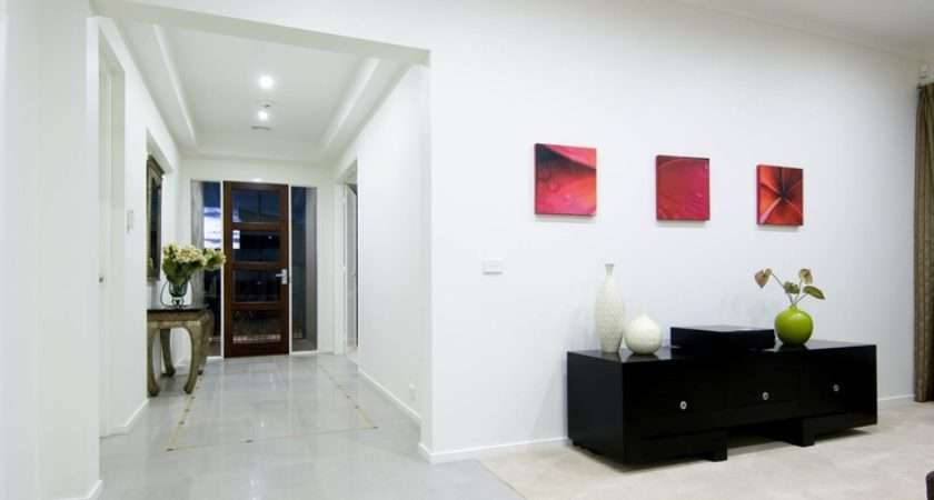 Hall Feature Tiles Blackett Homes Internals Pinterest