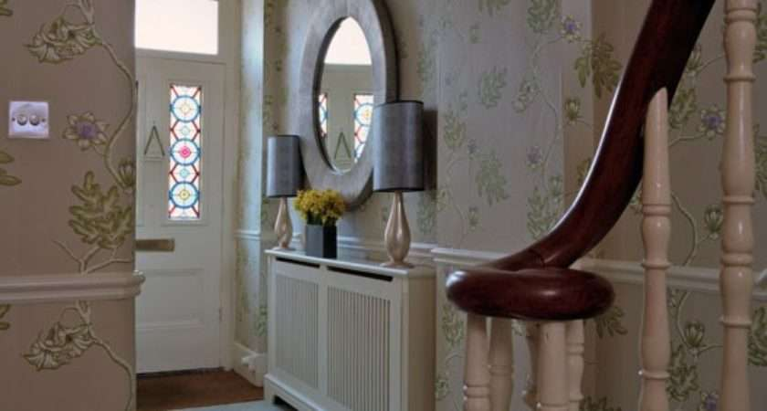 Hall Makeover Fabulous Designs