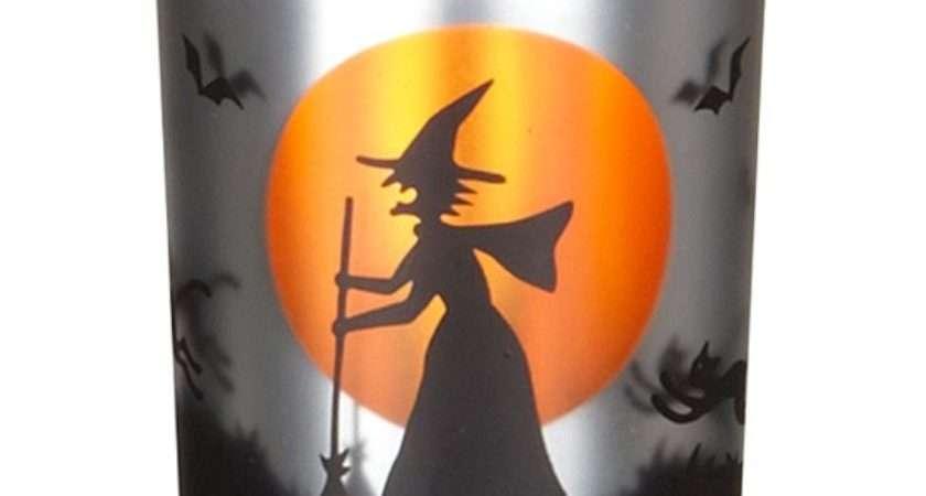 Halloween Tealight Holder John Lewis