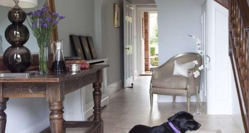 Hallway Colour Schemes Housetohome