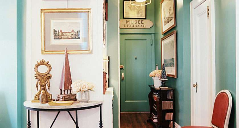 Hallway Decorating Ideas Sparkle Modern Style