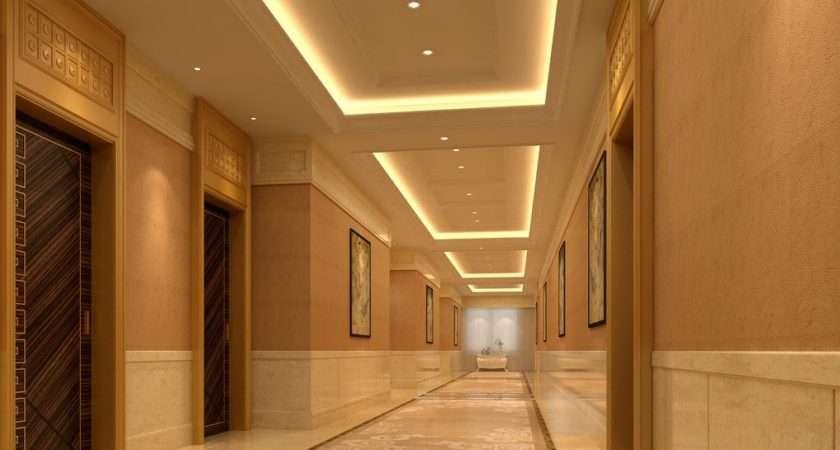 Hallway Floor Tiles Hotel House
