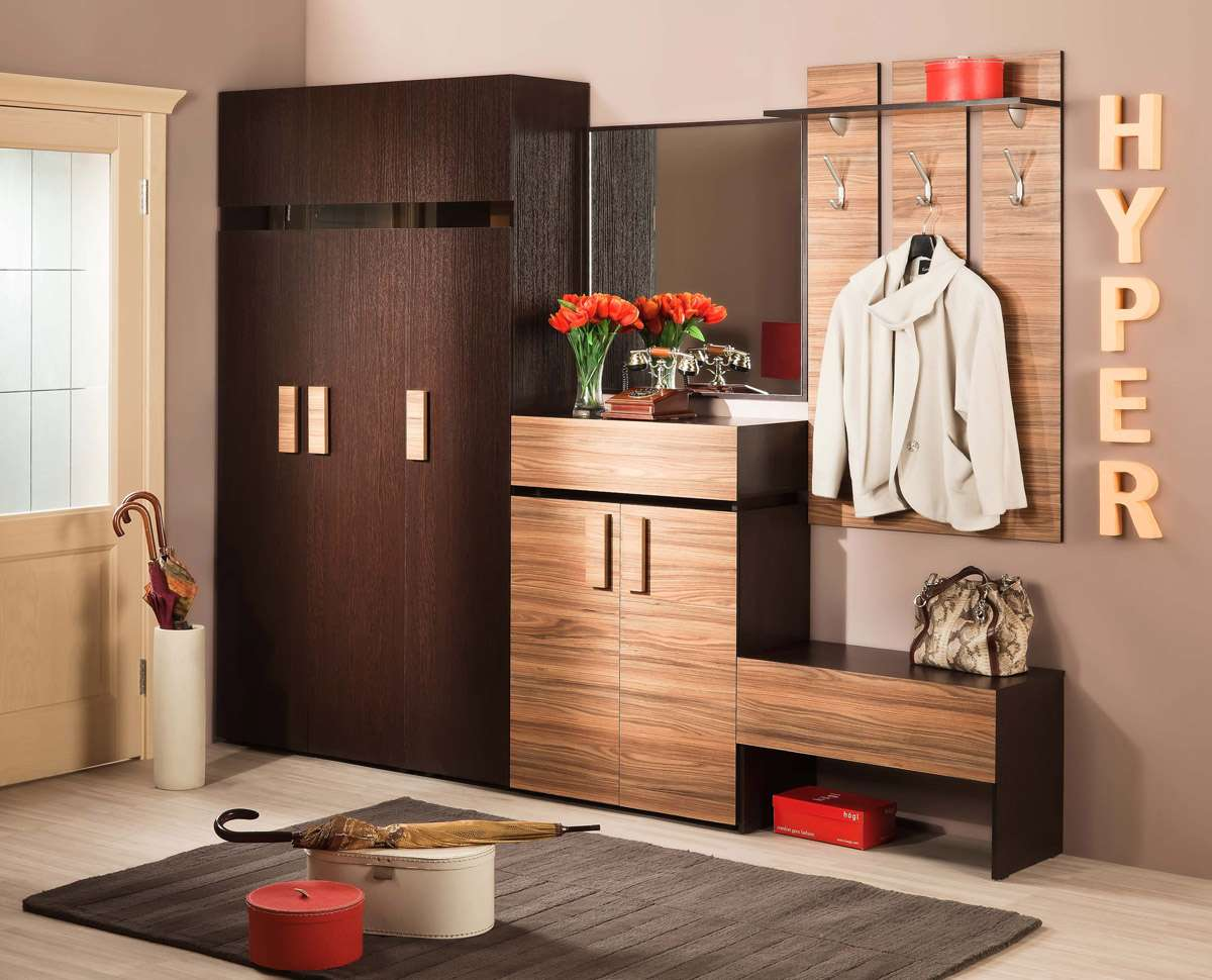 Hallway Storage Furniture Ideas