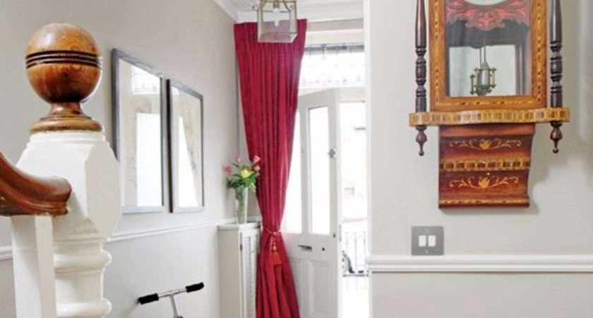 Hallway Take Tour Around Edwardian House Dublin