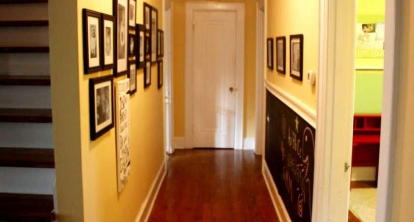 Hallway Wall Ideas Best