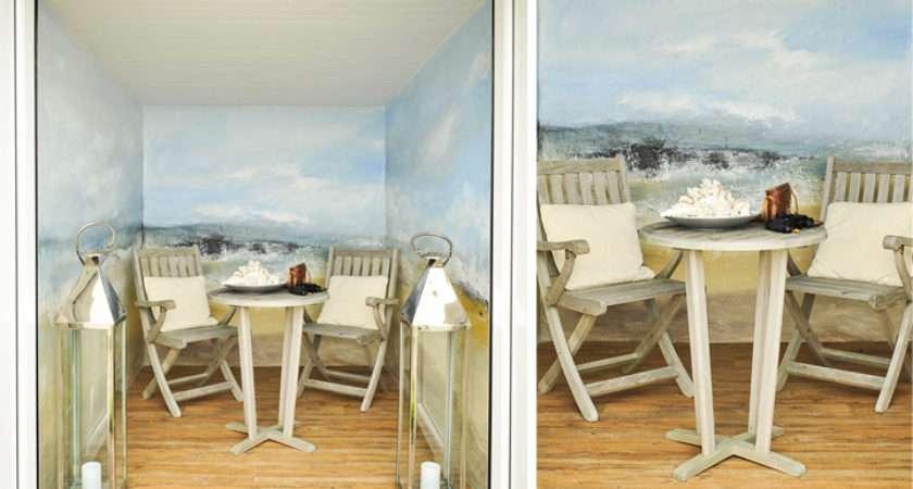 Hamptons Beach House Front Hut