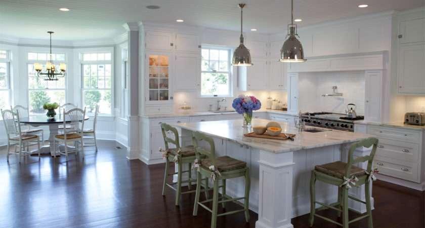 Hamptons Style Kitchen Design