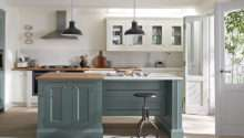 Hand Painted Shaker Kitchens Handmade Bespoke