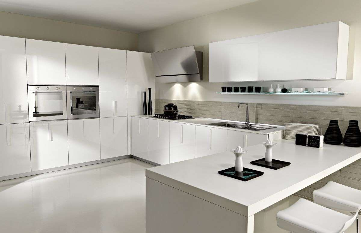 Handbook Contemporary Kitchen Styles Design