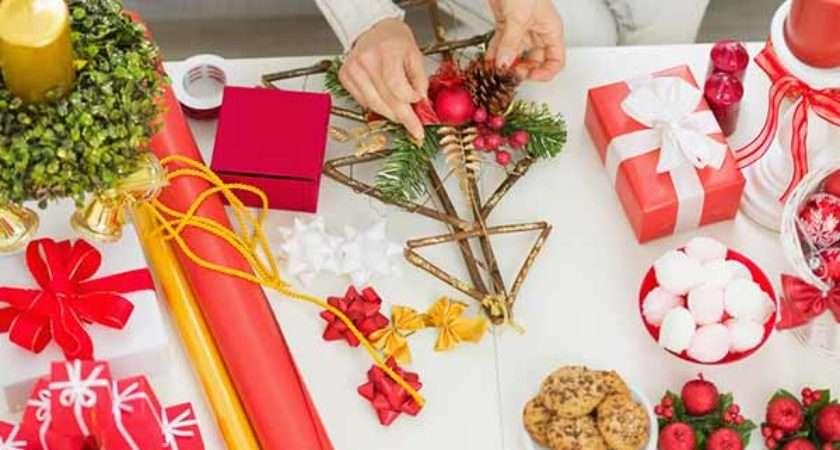 Handmade Christmas Decorations Make Home Boldsky