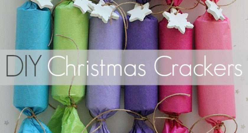 Handmade Cracker Ideas Snap Hobbycraft Blog