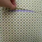 Handmade Installing Zipper Closure Pillow