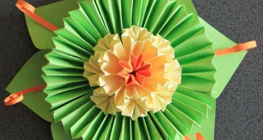 Handmade Paper Crafts Ideas Find Craft