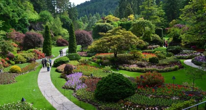 Handy Gardening Tips Breathtaking Butchart Gardens Too Beautiful