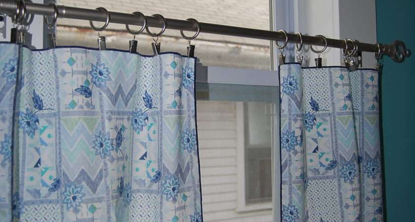 Hang Cafe Curtains Rings Curtain Menzilperde