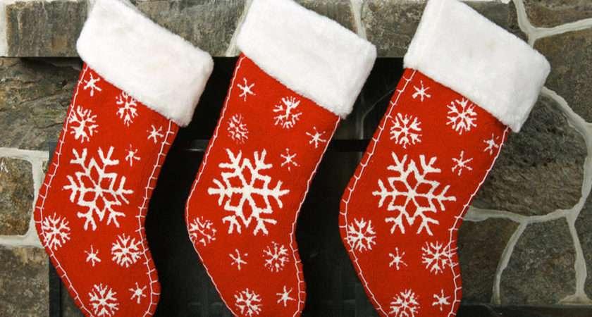 Hang Christmas Stockings Without Mantel Ark